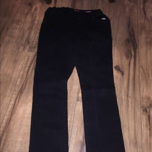 Children's place size 14 girls skinny jeans black